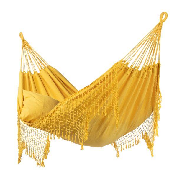 Fine Yellow XXL Hängematte