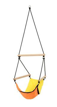 Swinger Yellow Kinderhängesessel