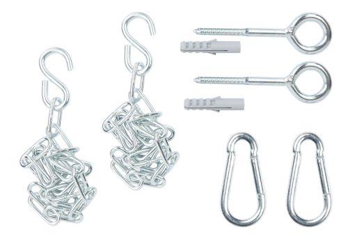 Complete Metal Hängemattenbefestigung