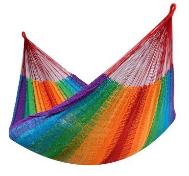 Mexico Rainbow Zwei Personen Hängematte